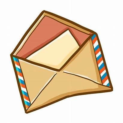 Envelope Letter Clip Mail Handwritten Illustrations Similar