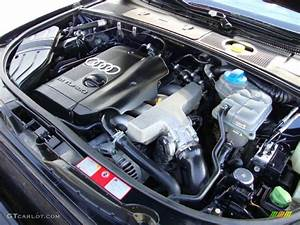 2002 Audi A4 1 8t Quattro Avant 1 8l Turbocharged Dohc 20v