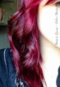 Acheter Coloration Rouge Framboise : coloration cheveux rouge coiffure en image ~ Melissatoandfro.com Idées de Décoration