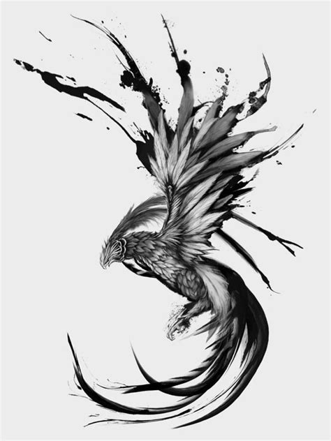 Rising Phoenix by Keith Agcaoili, via Behance:   Ting å kjøpe   Tattoos, Phoenix tattoo design