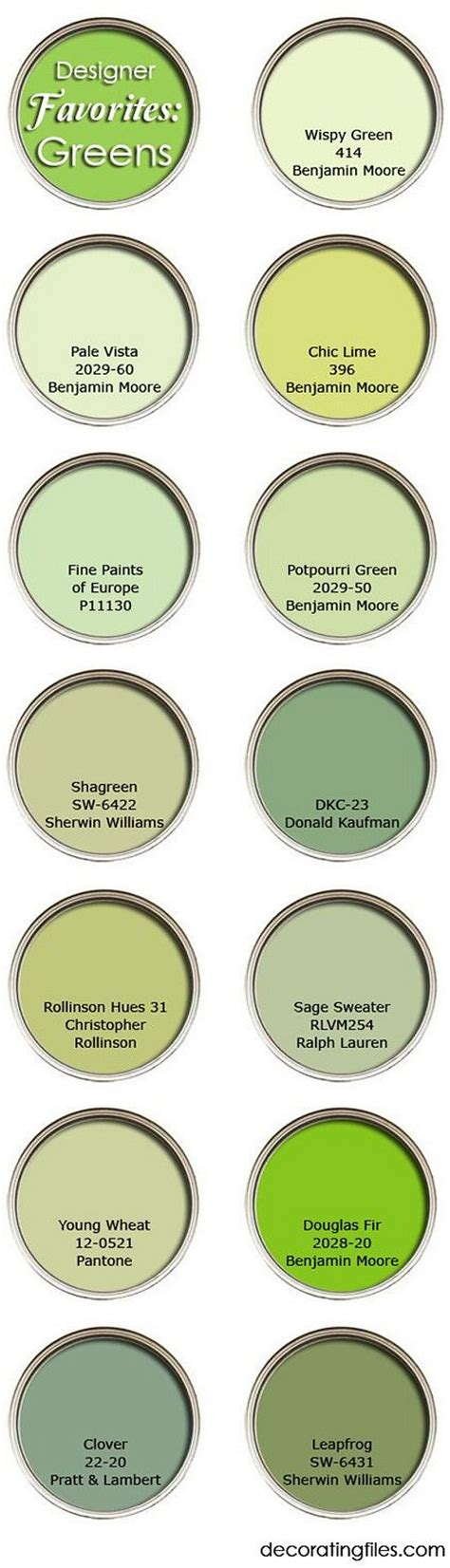 best 25 green paint ideas on