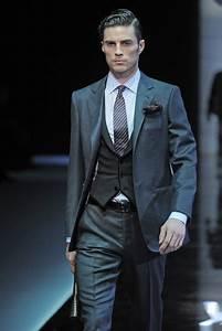 Giorgio Armani Men's Suits http://www.menssuitstips.com ...