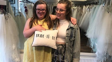 Down's syndrome campaigner Heidi Crowter on marriage and ...