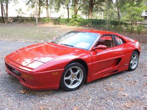 1986 leistung kw ( ps ) ; 1994 Ferrari F355 Berlinetta Replica Garage Find NO ...