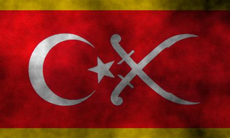 flag of the ottoman empire custom ottoman empire flag by bushido wolf 97 on deviantart