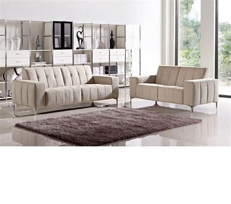 dreamfurniturecom midwick modern fabric sofa set