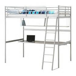 ikea double loft bed beds bedroom furniture