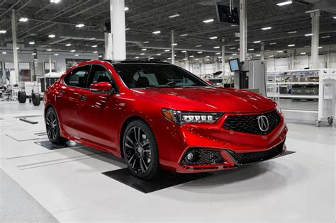 acura tlx pmc edition curry acura