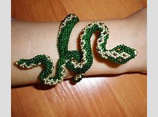Snake beaded jewelry Beads Magic