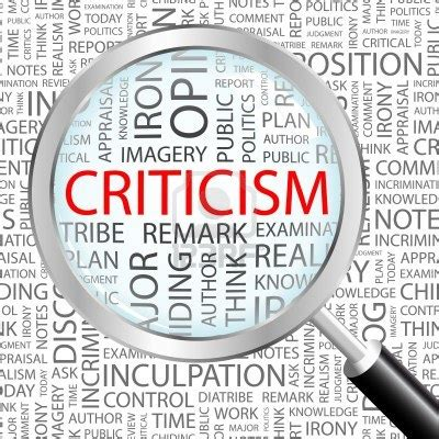 How dare the critics? - JEREMYCWILSON.COM