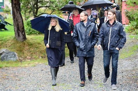 Check spelling or type a new query. Princess Mette-Marit and Prince Haakon visit Frogn | Newmyroyals & Hollywood Fashion