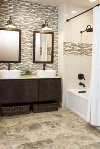bathroom tiles pictures ideas 35 grey brown bathroom tiles ideas and pictures
