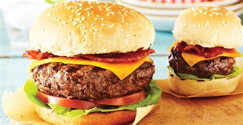 hamburger beef sobeys handmade beef burger