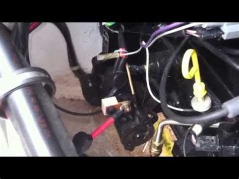 mercruiser electrical troubleshooting