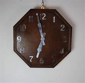 1920, U0026, 39, S, Oak, Office, Clock, By, Smiths, Sectric
