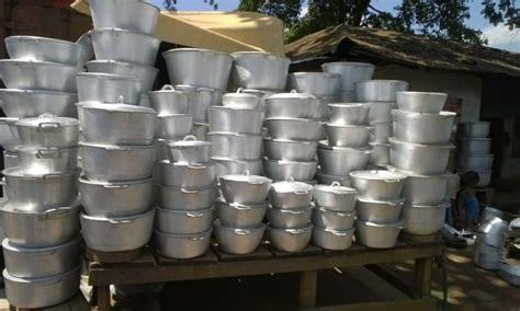 pots metal aluminum market scrap lead occupational cameroon knowledge courtesy africa file international