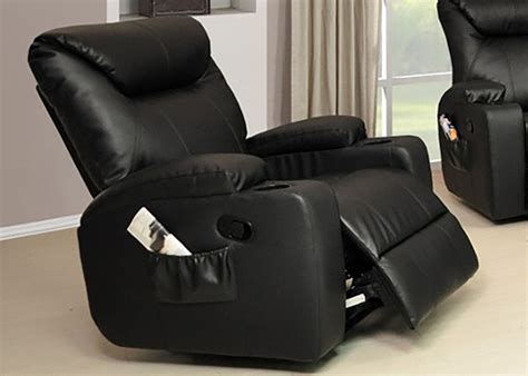 lazy boy luxury cinema 1 seater bonded leather recliner