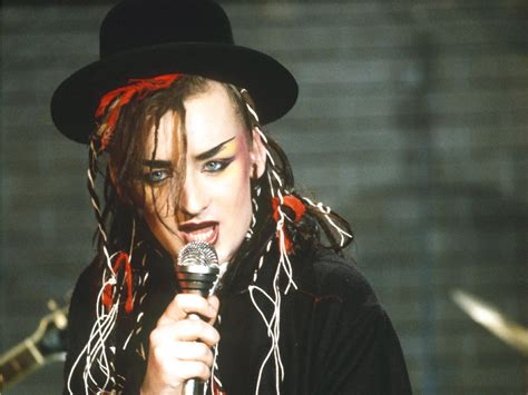 Boy George Images Boy George A Debt Of Gratitude To The Late David Bowie