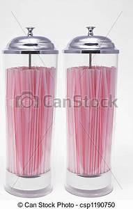 Distributeur De Paille : photographies de paille distributeur boire deux boire paille csp1190750 recherchez ~ Teatrodelosmanantiales.com Idées de Décoration