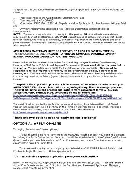 Infantryman Civilian Resume by Infantryman Resume 6 Sle To Civilian Resumes
