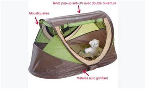 lit tente pop up kamoa avec matelas pu 233 riculture