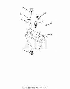 Ariens 915205  000101 -   Ikon-x 52 Parts Diagram For Control Panel