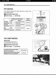2006 175hp Suzuki  Tilt Relay