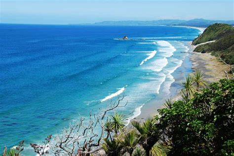 Panoramio - Photo of Mangawhai Surf Beach