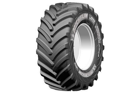 siege roulant michelin présente le plus grand pneu tracteur au monde
