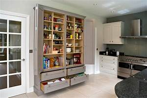 Pantry Cabinet: Kitchen Pantry Cabinets Freestanding with