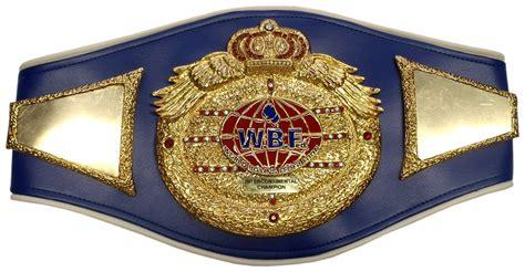 wbf boxing weltmeister guertel