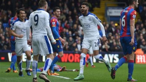 Crystal Palace vs Leicester City Match Preview | GuruSoccer