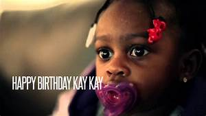 Chief Keef Celebrates Kay Kay's 1st Birthday - YouTube