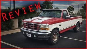 1993 Ford F-150 Xlt Review