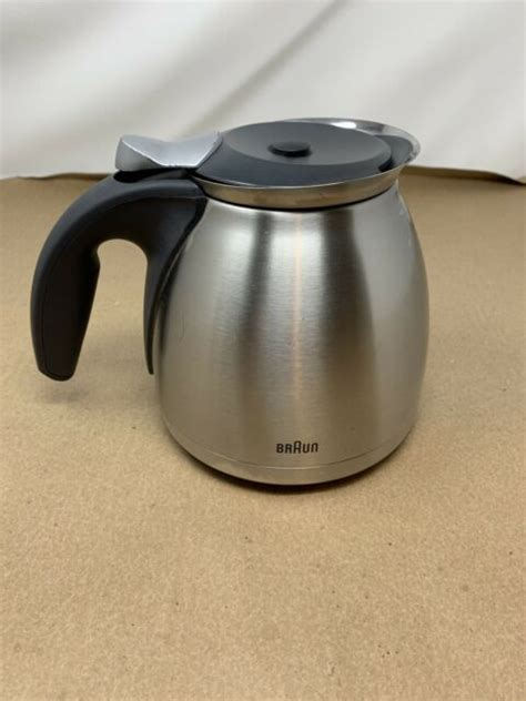 I have never used the clean button. Replacement Mr Coffee 8 Cup Stainless Steel Thermal Carafe Pot for sale online | eBay