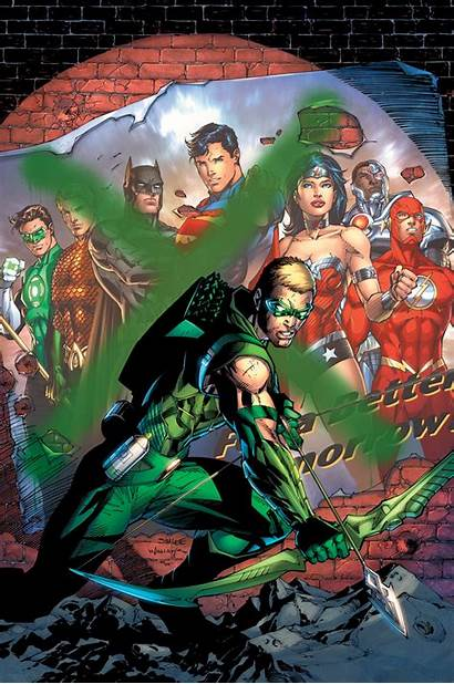 Justice League Draw Jim Lee Arkham Artist