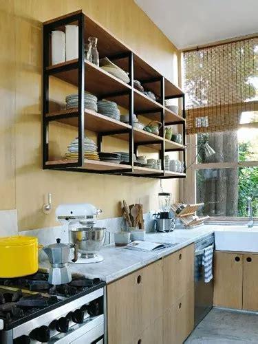 alacena estanteria de cocina estilo industrial  en mercado libre  imagenes
