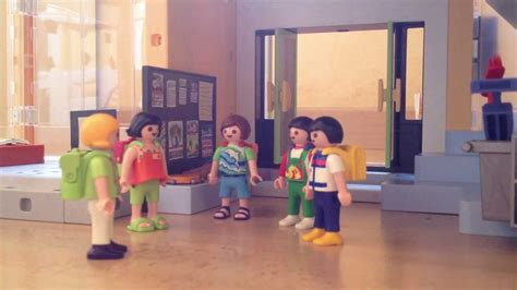 rentr 233 e des classes playmobil premi 232 re partie