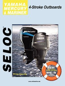 Mercury Outboard Motor Tune Up by Mercury Mariner Outboards 2 5 250 Hp Seloc Marine Tune Up