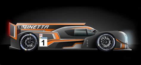 le mans org ginetta announces new lmp1 chassis for 2018 fia world endurance chionship aco automobile