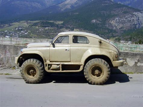 first jeep ever made soviet pobeda victory suv you have to see this