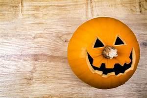Visage Citrouille Halloween : citrouille avec halloween de visage photo stock libre public domain pictures ~ Nature-et-papiers.com Idées de Décoration