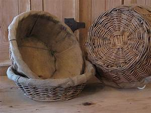 Vintage French Boulangerie Bread Basket from frenchantique ...