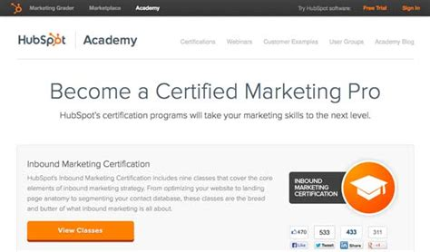 free marketing certifications 10 excellent free courses in social media marketing
