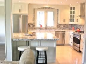 kitchen island with 4 chairs small kitchen renovation traditional kitchen toronto