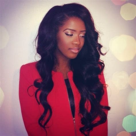 Pretty Sew In Hairstyles by Top 53 Trendy Sew In Hairstyles For Hairstyles For