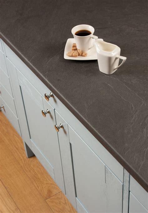 grey slate laminate worktops luna nero gallery worktop