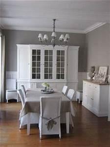 la salle a manger elegante visitez la maison de valerie With repeindre un escalier en blanc 8 des realisations en vrac domozoom