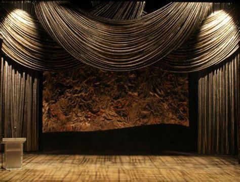 black gold rental drapes rental backdrops