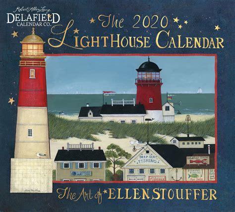 lighthouse wall calendar lang store